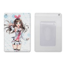 Kizuna AI Full-Color Pass Case
