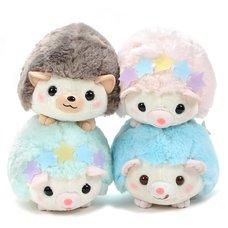 Harinezumi no Harin Dream-Colored Forest Hedgehog Plush Collection (Big)