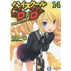High School DxD Vol. 14 (Light Novel)