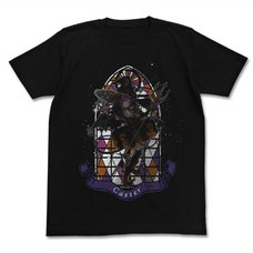 Fate/Grand Order Caster/Elizabeth Bathory Black T-Shirt