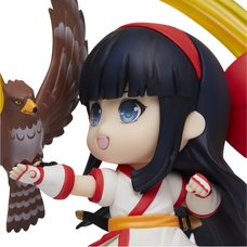 SNK Nakoruru TaiQ AI Figure