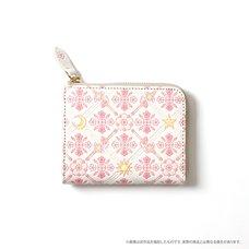 Cardcaptor Sakura 25th Anniversary Asakusa Bunko® L-Zip Wallet