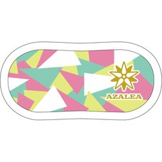 Love Live! Sunshine!! AZALEA 2nd LoveLive! ~Amazing Travel DNA Reboot~ Sleeping Mask