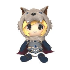 Class Costume for Main Character Plushie: Berserker (Female)