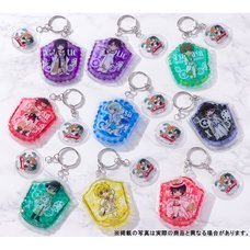 CLAMP 30th Anniversary Trading Gel Keychains Part 3