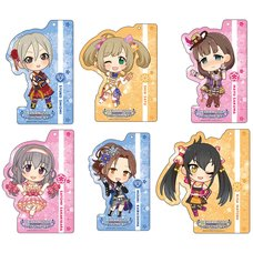 Idolm@ster Cinderella Girls Ruler Keychain Collection Vol. 2