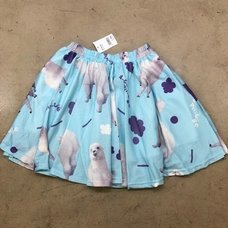 ACDC RAG Alpaca Flared Skirt