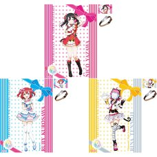 Love Live! Series 9th Anniversary Memorial Goods Matching Set Vol. 9