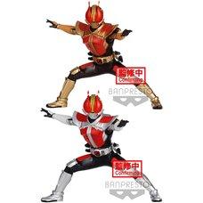 Hero's Brave Statue Kamen Rider Den-O: Sword Form