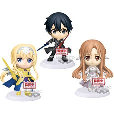 Chibi Kyun Chara Sword Art Online: Alicization War of Underworld