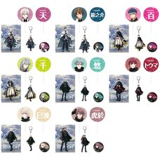 IDOLiSH 7 2nd Live Reunion Idol Set Vol. 2