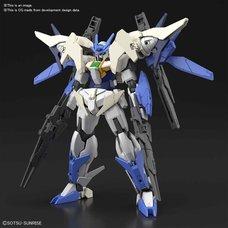 HGBD 1/144 Gundam Build Divers 00 Gundam New Type (Tentative)