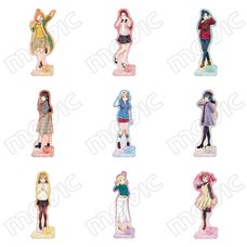Love Live! Sunshine!! Stand Pop Acrylic Stand Collection