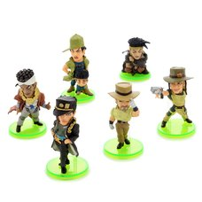 JoJo's Bizarre Adventure: Stardust Crusaders World Collectable Figure Vol. 6