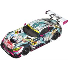 Good Smile 1/43 Scale Hatsune Miku AMG: 2018 Final Race Ver.