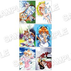Fantasia Bunko Festival 2019 Slayers Clear File Set