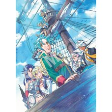 Record of Grancrest War Blu-ray Vol. 2