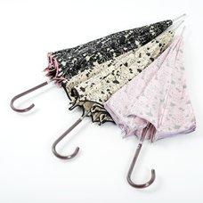 Love Pooh-chan Umbrella (Rain/UV Protective)