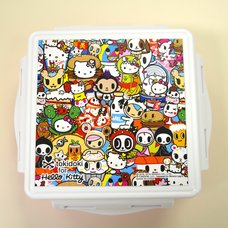 Tokidoki x Hello Kitty Lunch Container