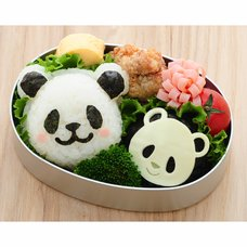Omusubi Panda Rice Ball Set