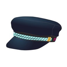 Hatsune Miku 10th Anniversary Marine Cap