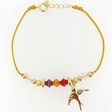 Tales Series Rokurou Rangetsu Cord Bracelet