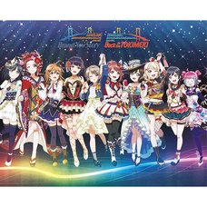 Love Live! Nijigasaki High School Idol Club 2nd Live! Brand New Story & Back to the TOKIMEKI Blu-ray Memorial Box (5-Disc Set)