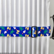 Final Fantasy VII Mascot Character Luggage Strap