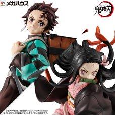 Precious G.E.M. Series Demon Slayer: Kimetsu no Yaiba Kamado Brother & Sister