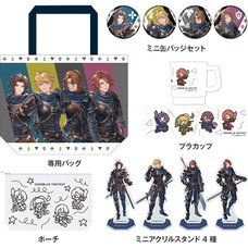 [Comic Market 97] Granblue Fantasy Dragon Knights Collection Bag