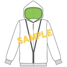 Fate/Grand Order - Absolute Demonic Front: Babylonia Kingu Hoodie