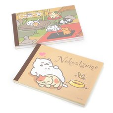 Neko Atsume Memo Pads Ver. 2