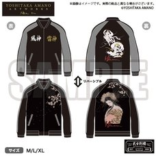 Bushiroad x Yoshitaka Amano Artworks Japan Sukajan Jacket