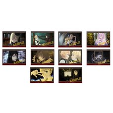 Lord El-Melloi II's Case Files File 3: Roaring Thunder and the Underground Labyrinth Postcard Set