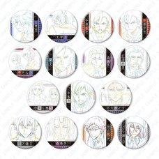 Bungo Stray Dogs Season 3 Pin Badge Plus Collection Vol. 4 Box Set