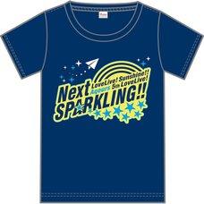 Love Live! Sunshine!! Aqours 5th Love Live! -Next Sparkling!!- T-Shirt