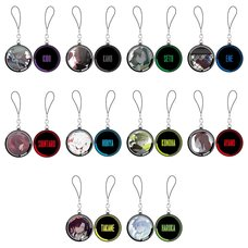 Kagerou Project .dsd/V Trading Rubber Strap Collection