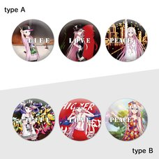 IA [ARIA] Pin Badge Set