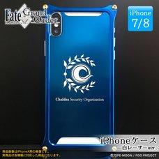 Fate/Grand Order x GILD design Chaldea Security Organization Logo iPhone Case