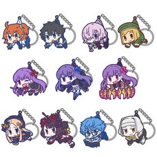Fate/Grand Order Tsumamare Keychain Collection Vol. 5