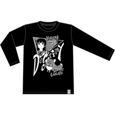 Love Live! Sunshine!! Aqours 5th Anniversary Yoshiko Ver. Long Sleeve T-Shirt