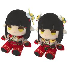 Monster Hunter Rise Plush Collection Vol. 7