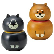 Wankoron Shiba Inu Puppy Teeth Container
