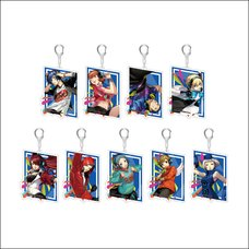 Persona 3: Dancing in Moonlight Acrylic Keychain Collection