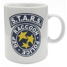 Resident Evil S.T.A.R.S. Big Mug