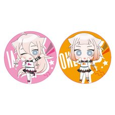 IA & ONE Badge Set