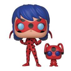 Pop! Animation: Miraculous Series 1 - Ladybug w/Tikki