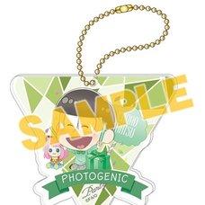 Osomatsu-san Photogenic Party Choromatsu Big Acrylic Ball Chain Charm