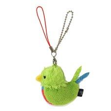 Irotoridori Quetzal Keychain Strap