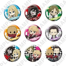 Angels of Death Pin Badge Plus Collection Box Set